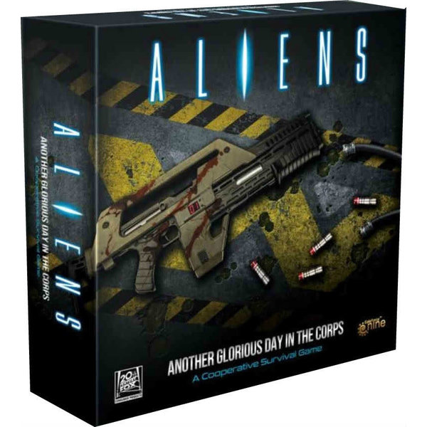Gale Force Nine Aliens: Another Glorious Day in the Corps (En)