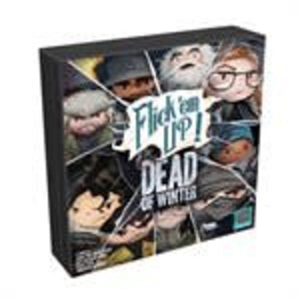 Pretzel Games FLICK'EM UP! - DEAD OF WINTER (ML)