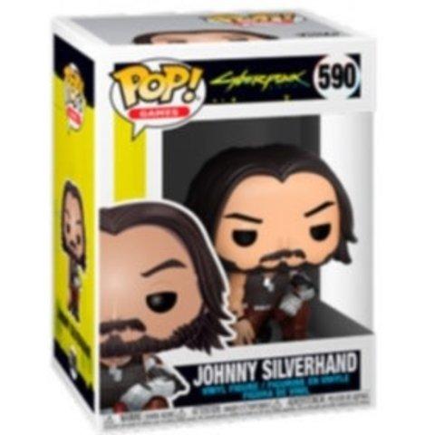 POP! GAMES CYBERPUNK 2077 - JOHNNY SILVERHAND
