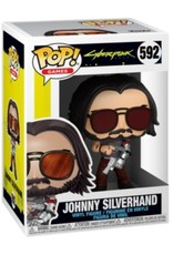 Funko POP! GAMES CYBERPUNK 2077 - JOHNNY SILVERHAND 2