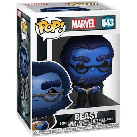 POP! MARVEL X-MEN 20TH - BEAST
