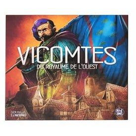 PIXIE GAMES Vicomtes  Du Royaume de l'Ouest (FR)