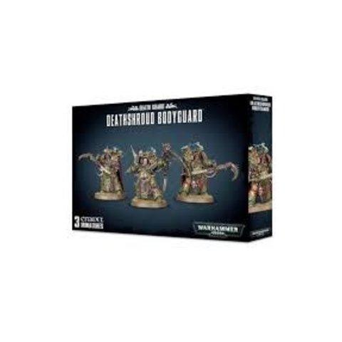 Death Guard Deathshroud Bodyguard
