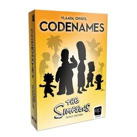 CGE Codenames: The Simpsons (EN)