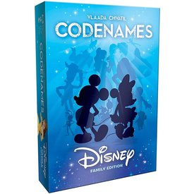 CGE Codenames: Disney Family Edition (EN)