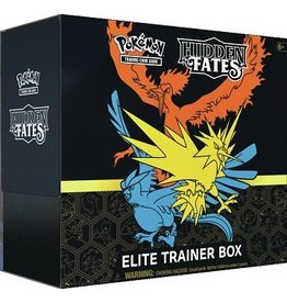 POKEMON POKEMON HIDDEN FATES ELITE TRAINER BOX (10 Packs)