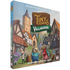 AEG TINY TOWNS VILLAGERS EXPANSION (EN)