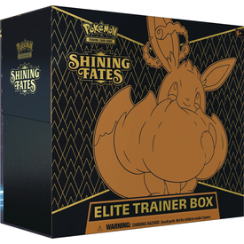POKEMON POKEMON SHINING FATES ELITE TRAINER BOX