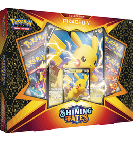 POKEMON POKEMON SHINING FATES PIKACHU V COLLECTION *DATE DE SORTIE 19 FÉVRIER*