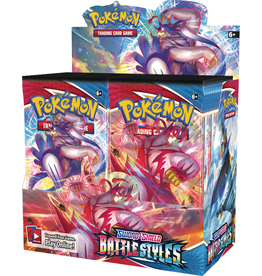 POKEMON POKEMON BATTLE STYLES BOOSTER BOX *DATE DE SORTIE 19 MARS*