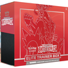 POKEMON BATTLE STYLES ELITE TRAINER BOX - Red