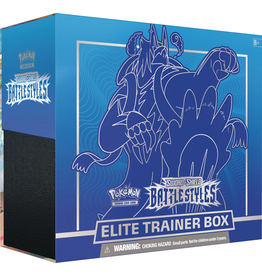 POKEMON POKEMON BATTLE STYLES ELITE TRAINER BOX - Blue *DATE DE SORTIE 19 MARS*