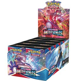 POKEMON POKEMON BATTLE STYLES BUILD & BATTLE BOX *DATE DE SORTIE 19 MARS*