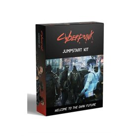 Talsorian Games Cyberpunk Red Jumpstart Kit (EN)