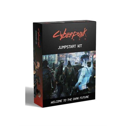 Cyberpunk Red Jumpstart Kit (EN)