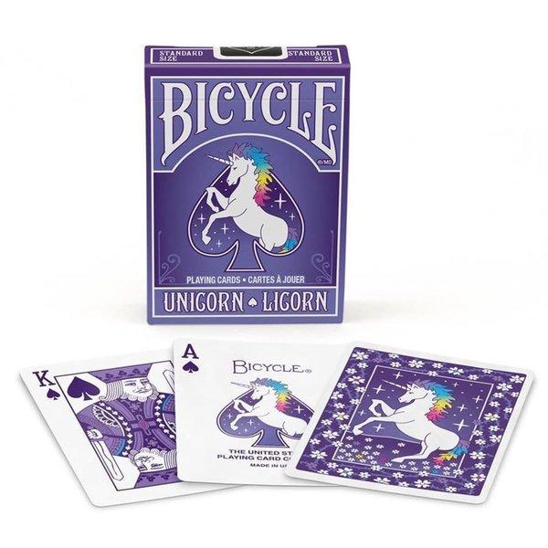 Bicycle Bicycle Unicorn - Cartes à Jouer