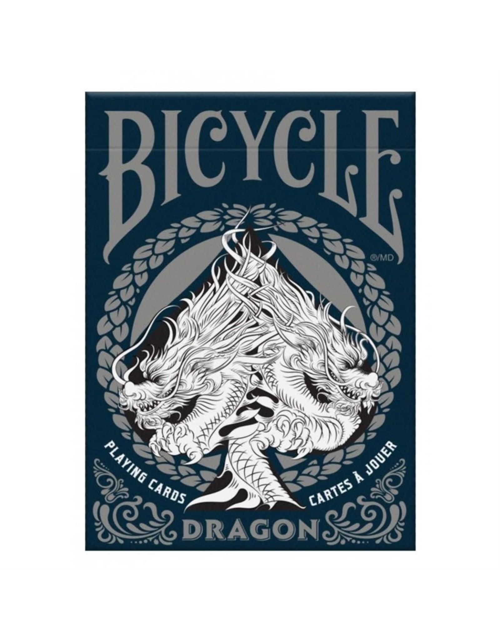 Bicycle Bicycle Dragon - Cartes à Jouer