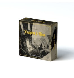 Gamestart Dungeon & Town: Core Box