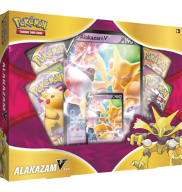 POKEMON POKEMON ALAKAZAM V BOX