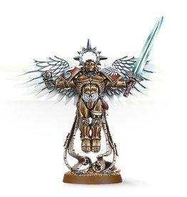 Warhammer 40k Blood Angels - Sanguinor, Exemplar of the Host