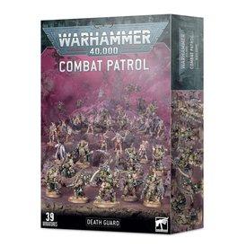 Warhammer 40k COMBAT PATROL: DEATH GUARD