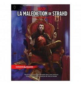 Wizards of the Coast FR - Donjons & Dragons: La Malédiction de Strahd