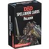 FR - D&D - SPELLBOOK CARDS: PALADIN
