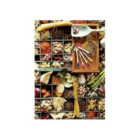 Puzzle: 1000 Kitchen Potpourri