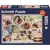 Puzzle: 1500 Nostalgic Chocolates
