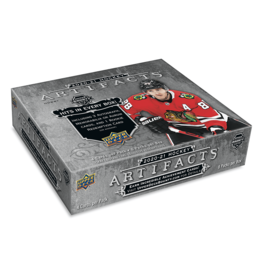Upper Deck UD ARTIFACTS HOCKEY 20/21 BOX (8 packs)