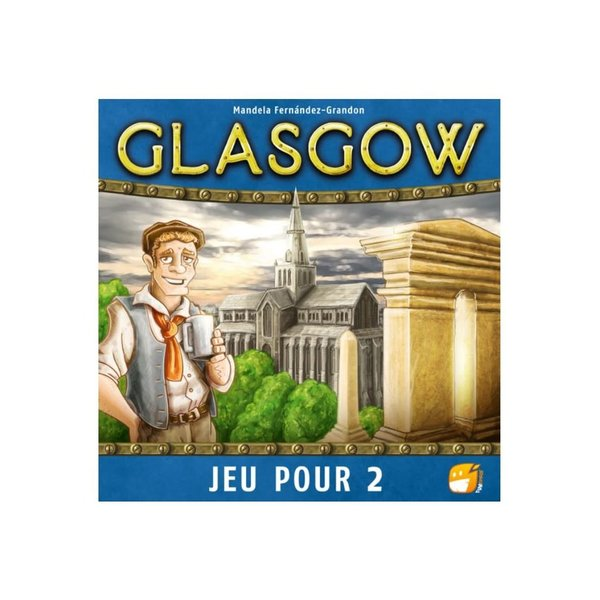 Lookout Games GLASGOW (FR)