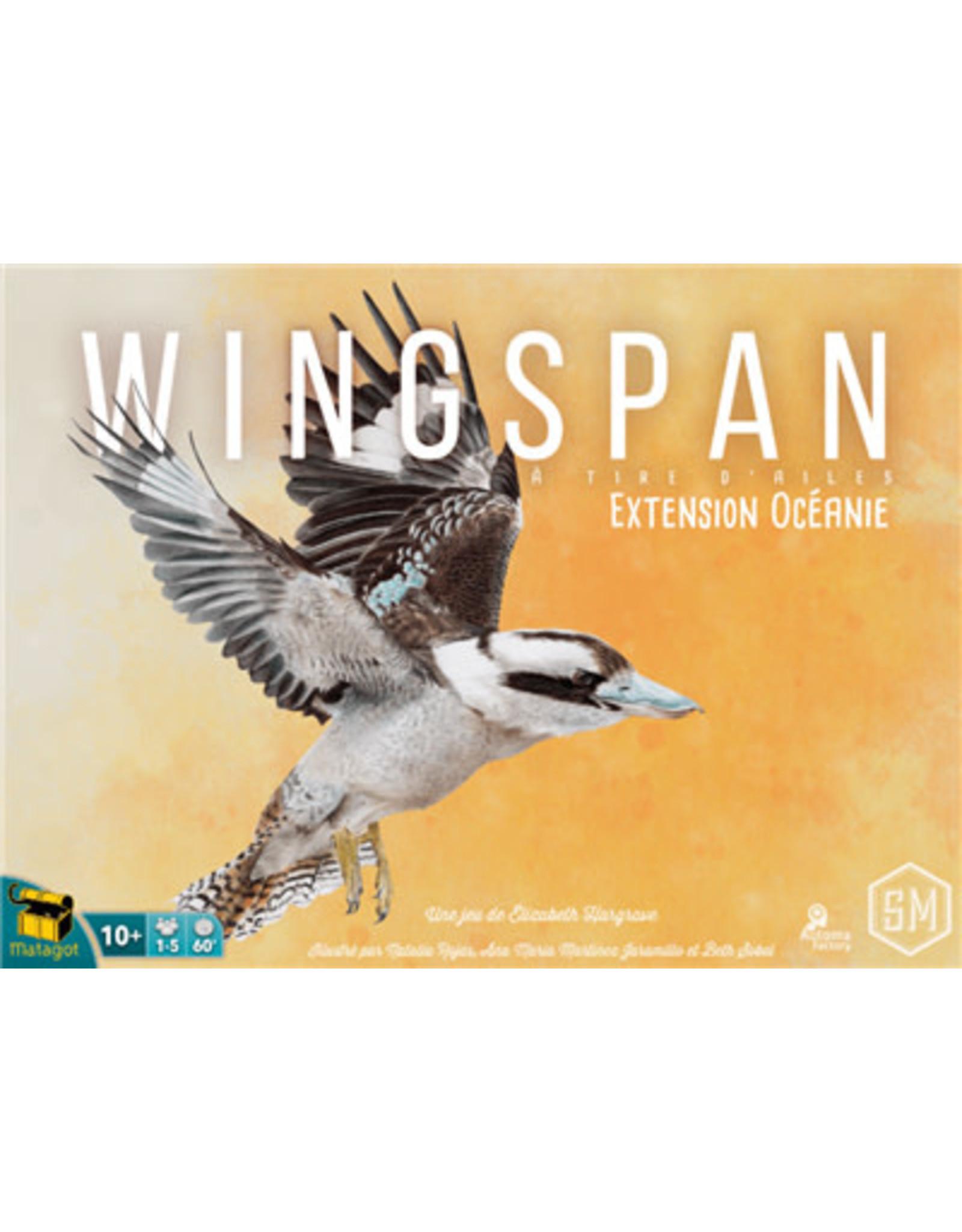 Matagot Wingspan / Extension Océanie