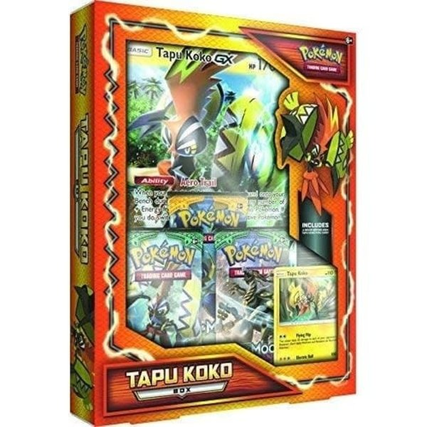 POKEMON POKEMON TAPU KOKO BOX
