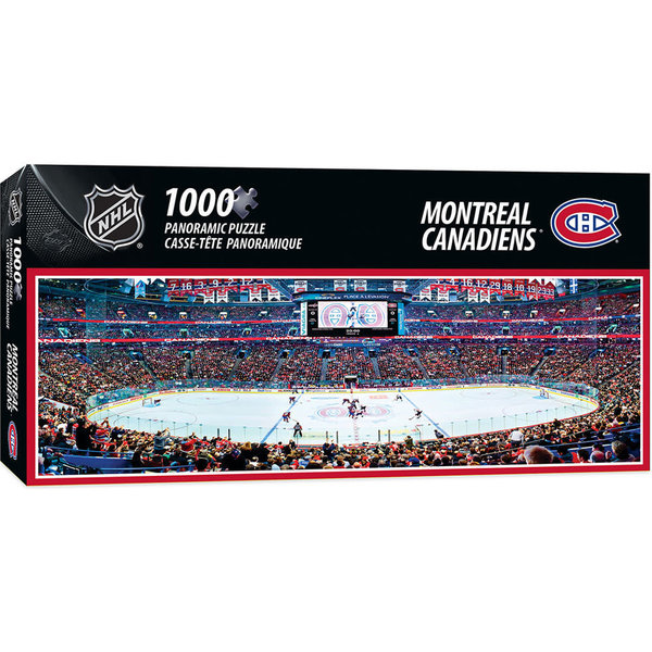 Master Pieces Puzzle: 1000 - CANADIENS DE MONTRÉAL