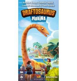 Ankama Draftosaurus: Marina Extension / supplément • Édition française