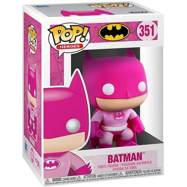 Funko POP! HEROES BREAST CANCER AWARENESS - BATMAN