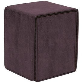 Ultra Pro UP D-BOX ALCOVE FLIP SUEDE AMETHYST