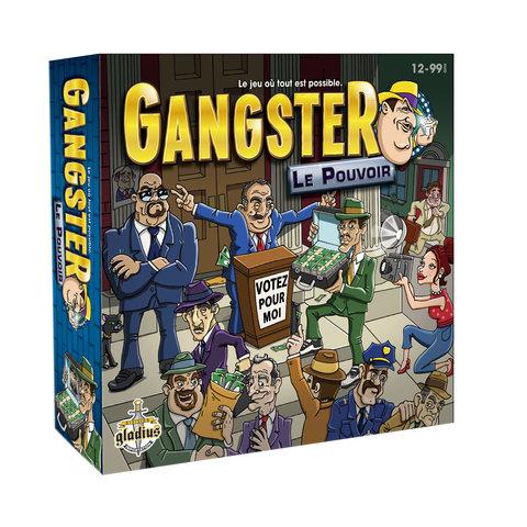 Gangster Le Pouvoir - Nouvelle édition