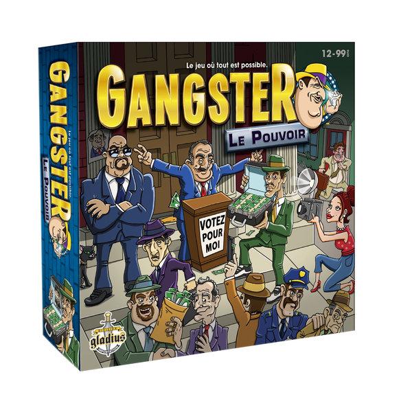 Gladius Gangster Le Pouvoir - Nouvelle édition