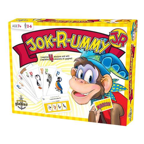 Jok-R-ummy Jr