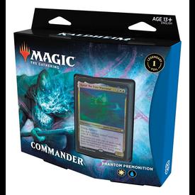 Wizards of the Coast MTG KALDHEIM COMMANDER - Phantom Premonition