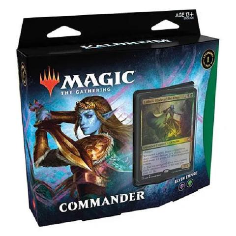 MTG KALDHEIM COMMANDER - Elven Empire