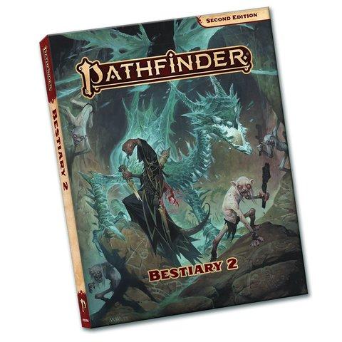 PATHFINDER 2E BESTIARY 2 POCKET EDITION