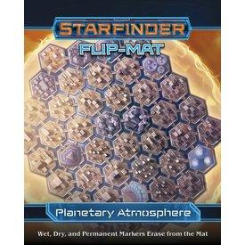 Paizo STARFINDER FLIP-MAT PLANETARY ATMOSPHERE
