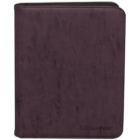 Ultra Pro UP BINDER PRO SUEDE COLLECTION 9PKT AMETHYST