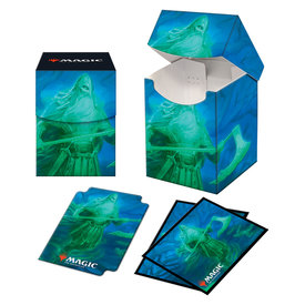 Ultra Pro UP COMBO (100 Sleeves + Box) D-BOX D-PRO MTG KALDHEIM COMMANDER ART 2