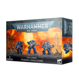 Warhammer 40k SPACE MARINES PRIMARIS ERADICATORS
