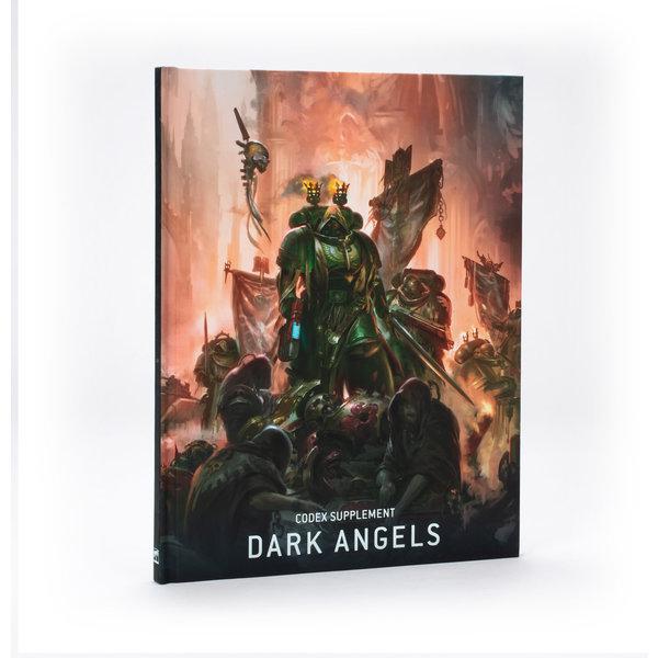 Warhammer 40k CODEX: DARK ANGELS (FRANÇAIS)