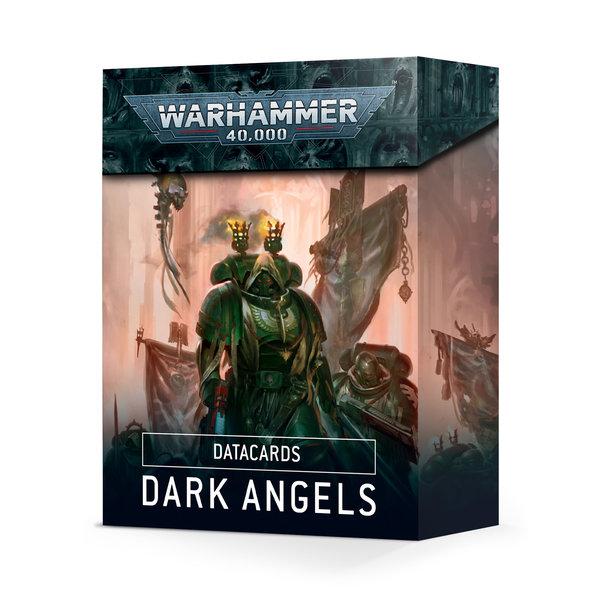 Warhammer 40k DATACARDS: DARK ANGELS (ENGLISH)