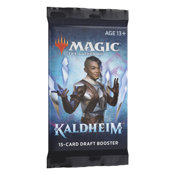 Wizards of the Coast MTG KALDHEIM DRAFT BOOSTER PACK